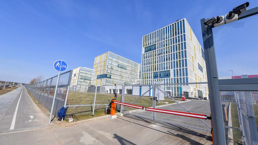 Главврач больницы в Коммунарке сообщил о смерти двух пациентов