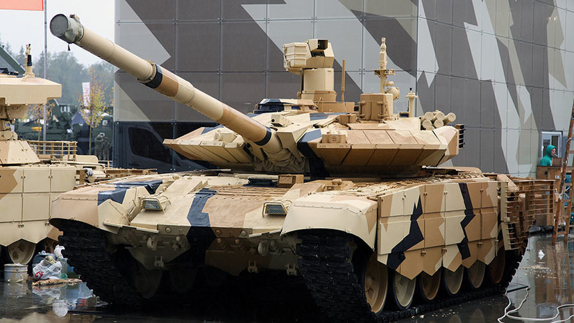 Боевая модернизация: как новый танк Т-90М усилит российские войска в 2020 году