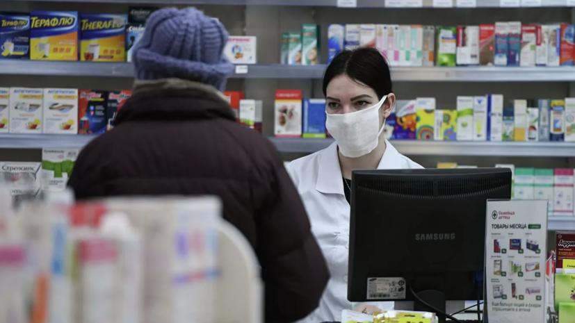 СМИ: Выручка аптек в феврале выросла на 20,1%