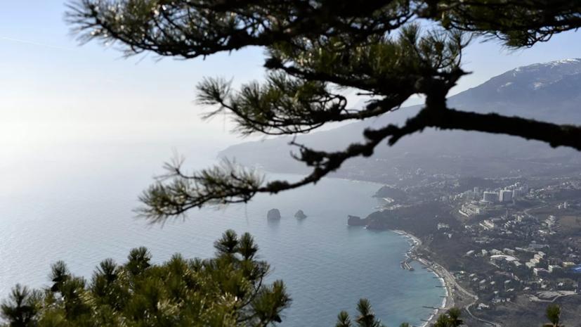 В Крыму временно закрыли леса для посещения