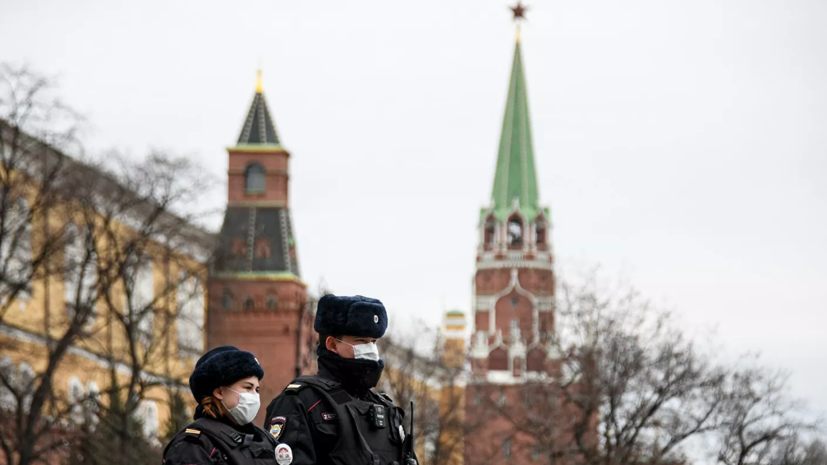Оперштаб: режим самоизоляции в Москве действует до 14 апреля