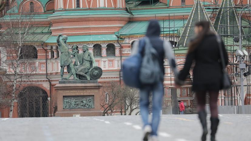 В мэрии назвали пути распространения коронавируса в Москве