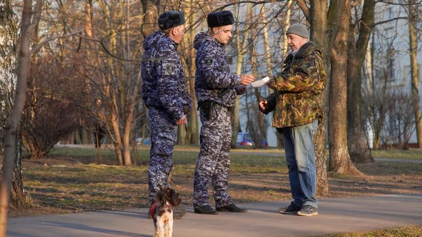 Росгвардия опровергла рост спроса россиян на оружие из-за коронавируса