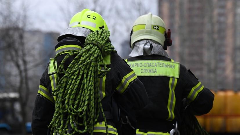 Один человек погиб при пожаре в жилом доме под Красноярском