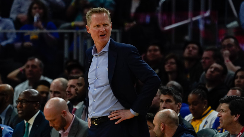 Керр не исключил, что «Голден Стэйт» не будет доигрывать сезон НБА