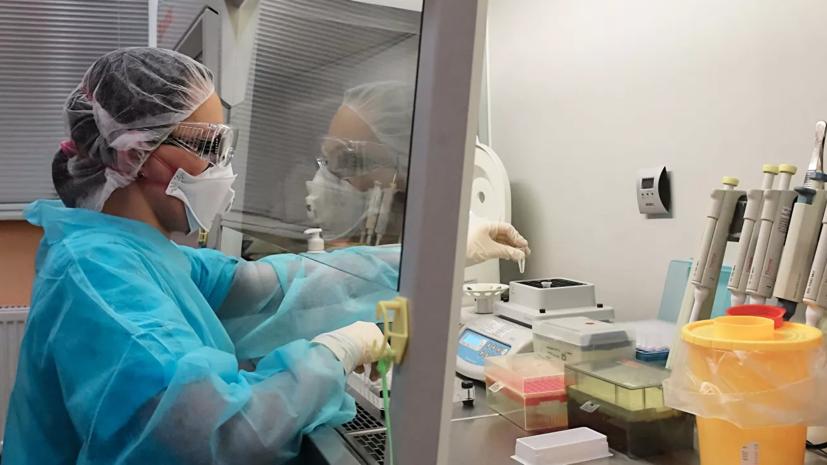 В России выявлено 500 новых случаев заражения коронавирусом
