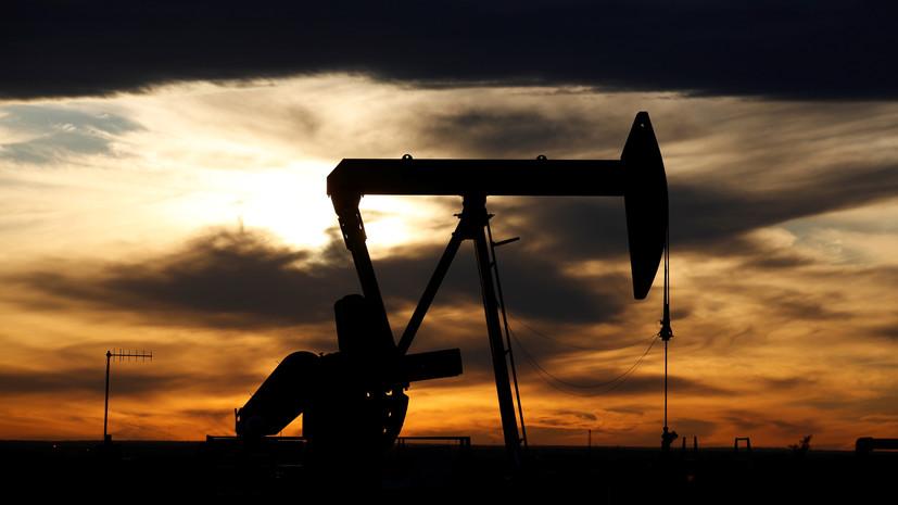 В Институте национальной энергетики прокомментировали ситуацию с ценами на нефть