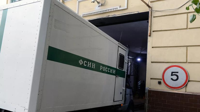 В СИЗО Москвы прекращён допуск членов ОНК