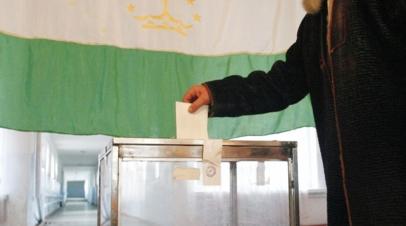 Правящая партия Таджикистана победила на парламентских выборах