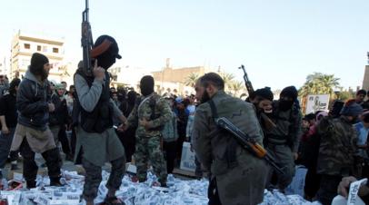 ИГ взяло ответственность за атаку в Афганистане во время инаугурации Гани