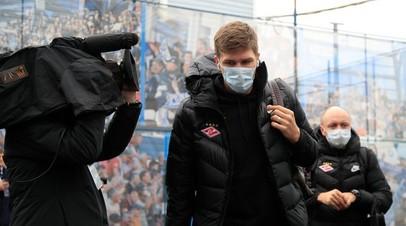 На матч с «Оренбургом» выйдет самый молодой состав «Спартака» в XXI веке