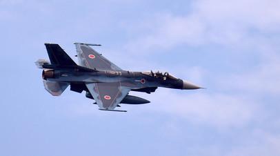 Самолёт Сил самообороны Японии