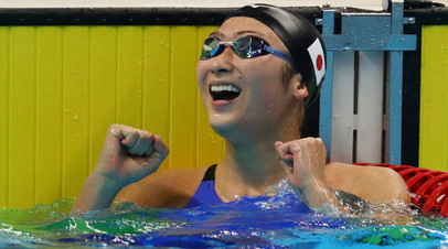 Самая дорогая победа: японская пловчиха Икее вернулась в бассейн после борьбы с лейкемией