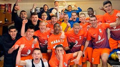 «Энергетик-БГУ» после второй победы в истории клуба над БАТЭ