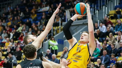 Астахов: если не доиграть сезон Единой Лиги ВТБ, логично признать «Химки» чемпионом