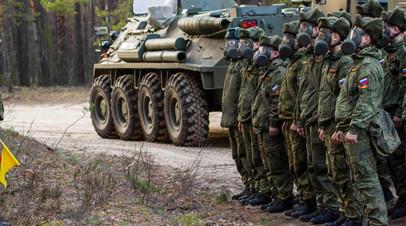 Войска радиационной, химической и биологической защиты Вооружённых сил России (РХБЗ)