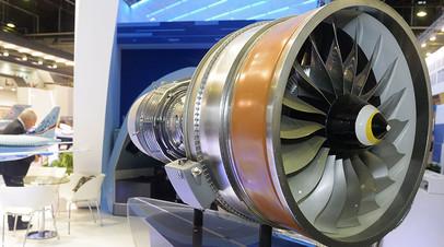 Двигатель ПД-14 для самолёта МС-21