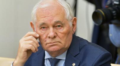 Рошаль оценил меры по борьбе с коронавирусом в России