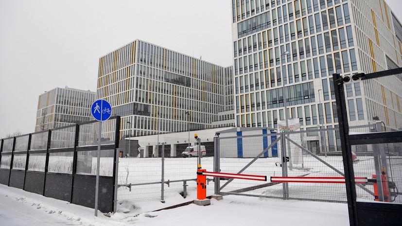 Из больницы в Коммунарке за сутки выписаны 35 пациентов