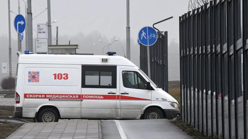В России за сутки от коронавируса умерли семь человек