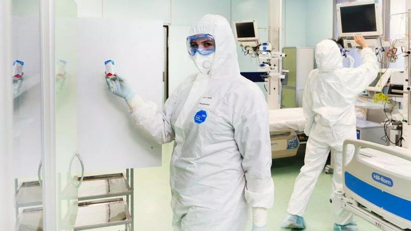Новые случаи заражения коронавирусом выявили в 35 регионах России
