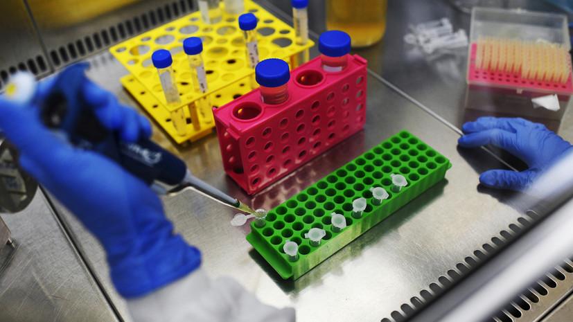 В России в сутки проводят 36 тысяч анализов на коронавирус