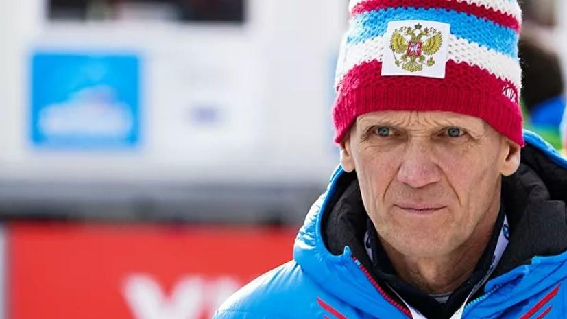 Драчёва призвали уйти с поста президента Союза биатлонистов России