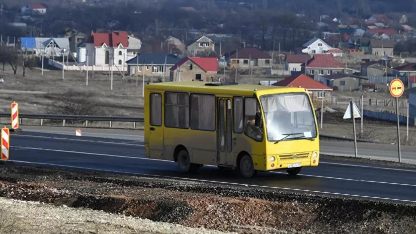 В Пермском крае закрыли движение для межрегиональных автобусов