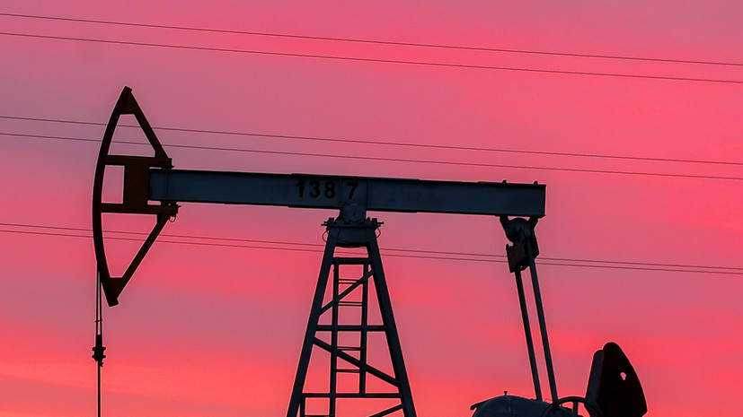 Цена нефти Brent выросла более чем на 11%