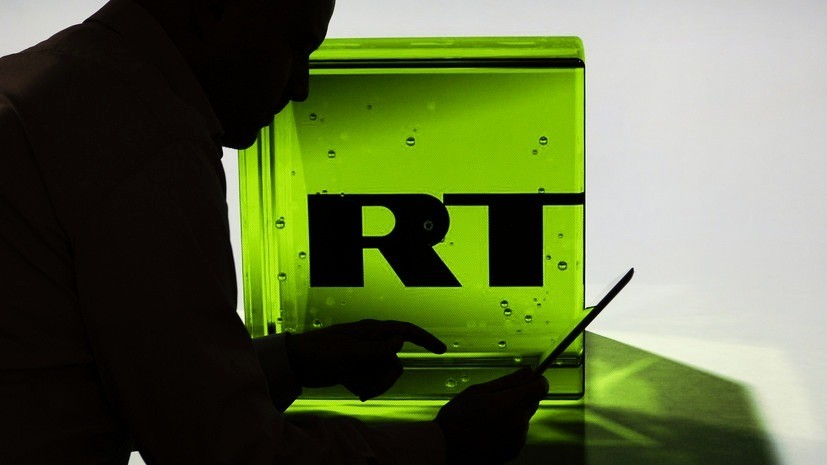 RT возглавил рейтинг топ-СМИ в MediaMetrics за март
