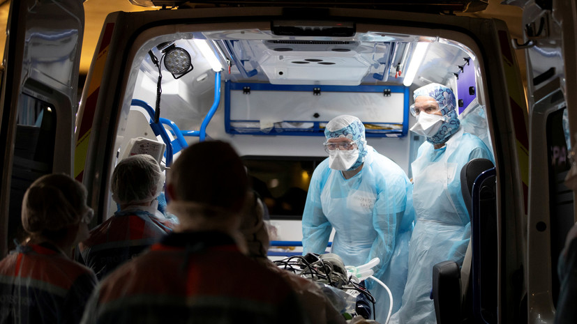 Неменее 95% жертв коронавируса вевропейских странах были старше 60 лет— ВОЗ
