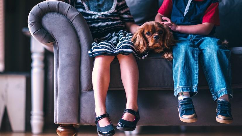 Психолог рассказала, как объяснить детям необходимость самоизоляции