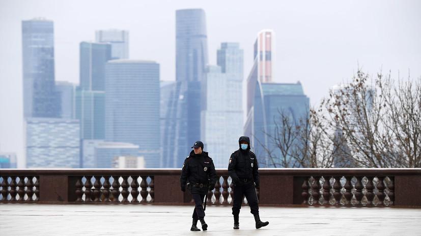 От 4 тыс. до 500 тыс. рублей: в Москве ввели штрафы за нарушение режима самоизоляции