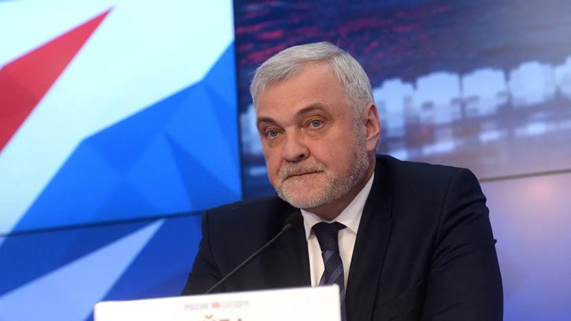 Владимир Уйба назначен врио главы Коми