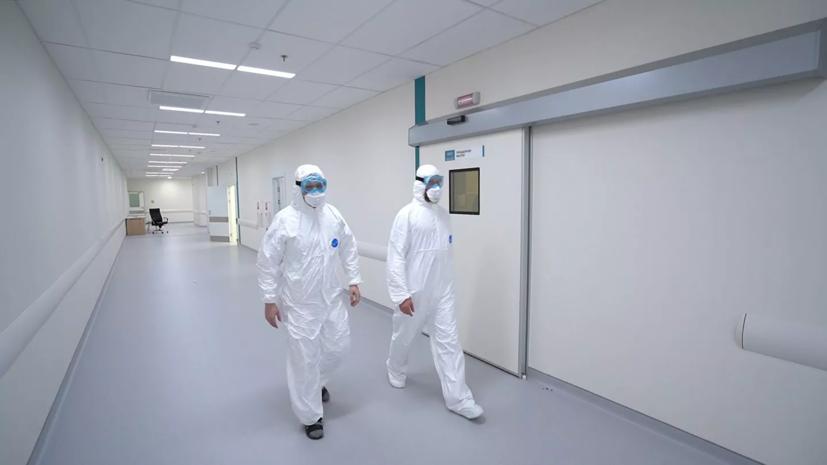 В Москве скончался 39-летний пациент с коронавирусом