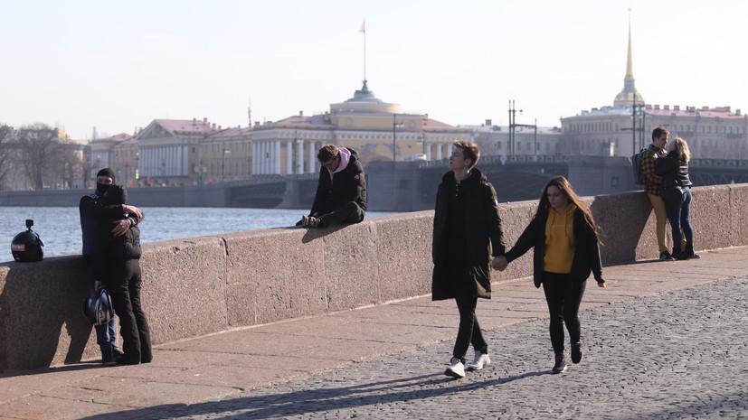 Беглов исключил закрытие Петербурга из-за коронавируса