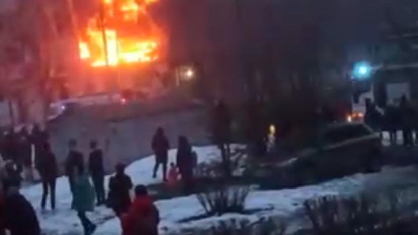 Пострадавший при ЧП в Магнитогорске ребёнок скончался в больнице
