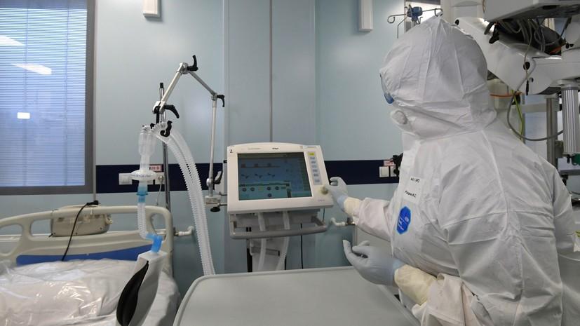 Во Владивостоке умер пациент с коронавирусом