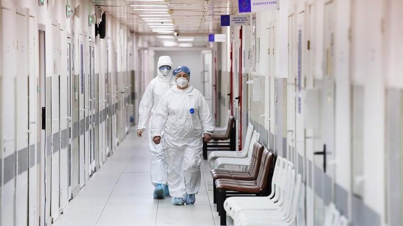 В Москве рассказали о возрасте новых заболевших коронавирусом