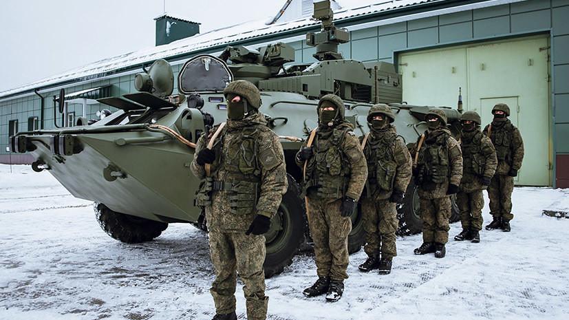«Оптимизирована под нужды РВСН»: на что способна российская противодиверсионная машина «Тайфун-М»