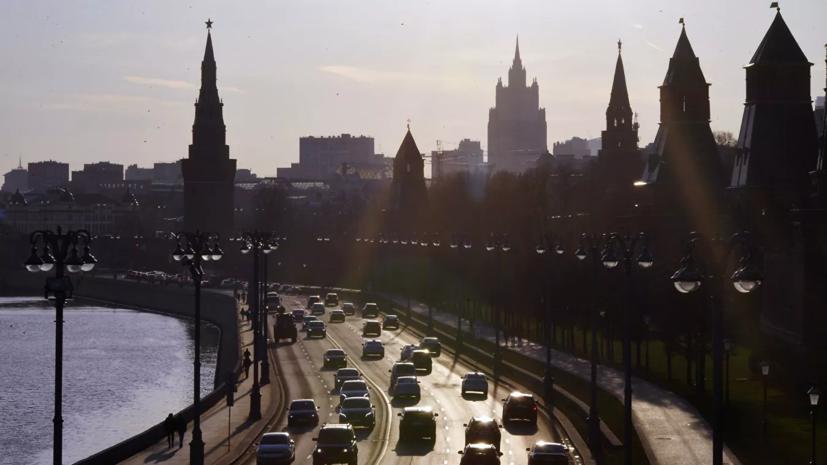 Вильфанд рассказал о перепадах температур в Москве на следующей неделе