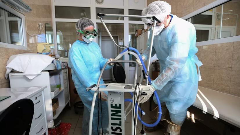 Под Мурманском частично закрыли больницу из-за коронавируса у медиков