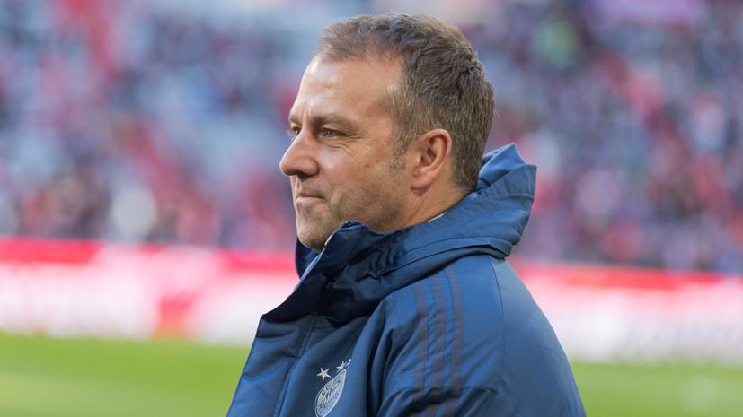 «Бавария» объявила о продлении контракта с Фликом