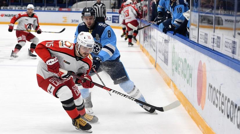 Хоккеист «Автомобилиста» Голышев заявил, что через год продолжит карьеру в «Айлендерс»
