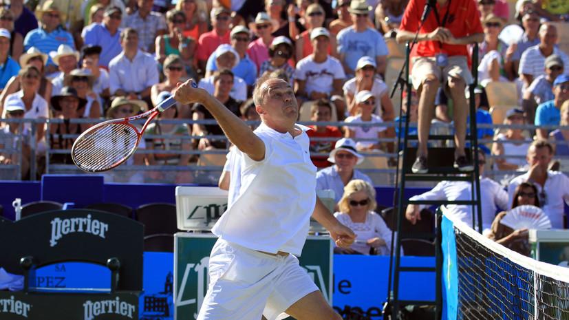 Чесноков не понимает, почему российских теннисистов не носят на руках