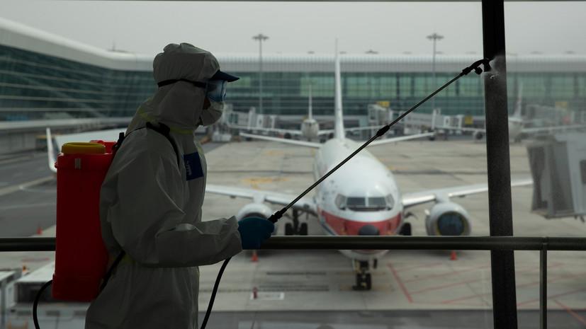 В Китае выявили 19 новых случаев заражения коронавирусом за сутки