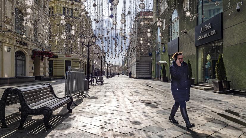 Вильфанд предупредил о потеплении в Москве