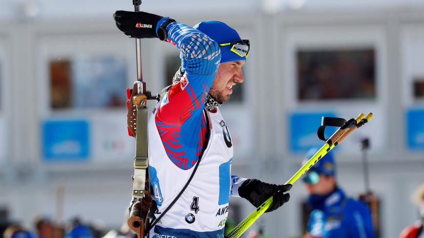 Губерниев уверен, что биатлонист Логинов не завершит карьеру в ближайшее время