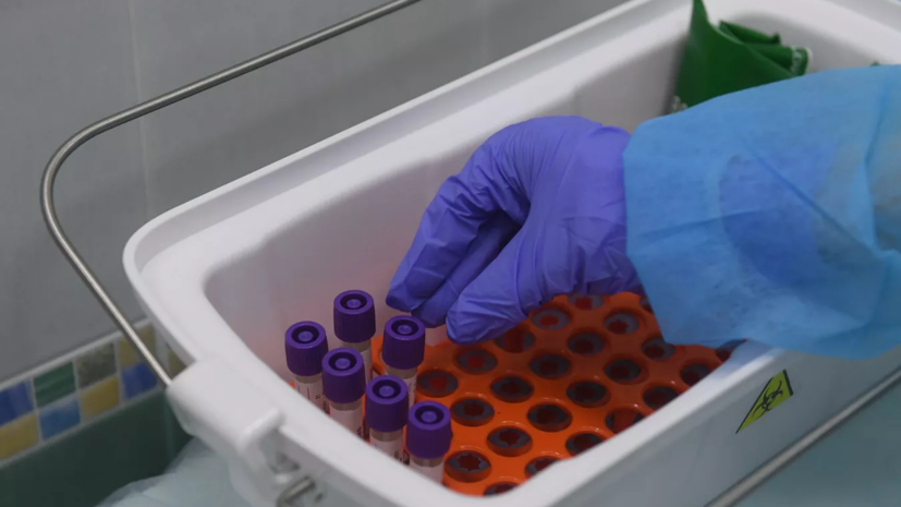 В России ежесуточно проводится до 37 тысяч тестов на коронавирус