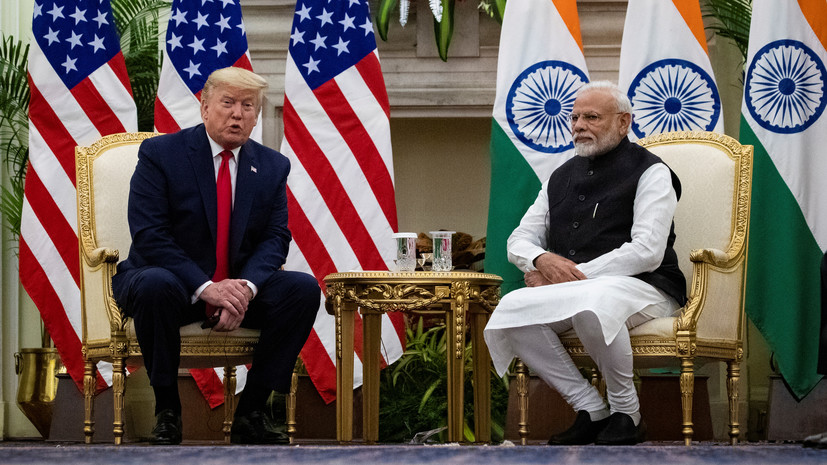 Ежели  Индия введет запрет напоставки медикаментов, США примут ответные меры— Трамп